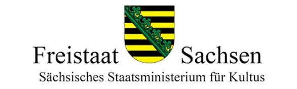 Logo Sächsisches Staatsministeriums für Kultus